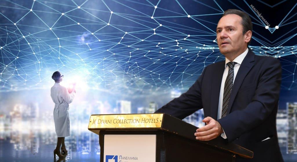 Δυνατότητα να εξελιχθεί η Ελλάδα σε ερευνητικό και παραγωγικό κέντρο στην Ευρώπη έχει η Ελλάδα, όπως τόνισε ο Θεόδωρος Τρύφων, πρόεδρος της Πανελλήνιας Ενωσης Φαρμακοβιομηχανίας (ΠΕΦ)