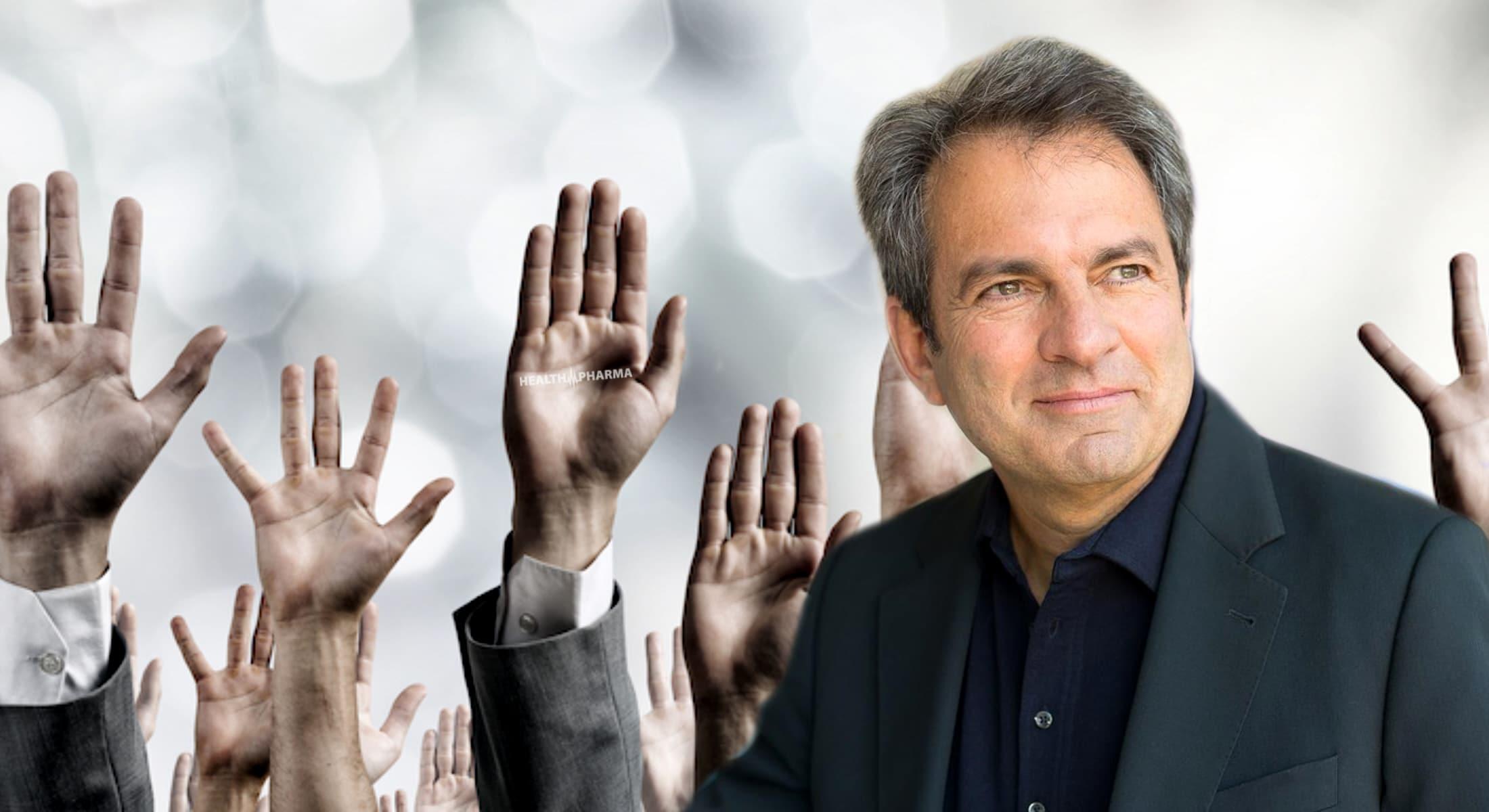 805c3fb0d9d Έλληνας ανάμεσα στους 20 υψηλότερα αμειβόμενους CEO της βιοτεχνολογίας