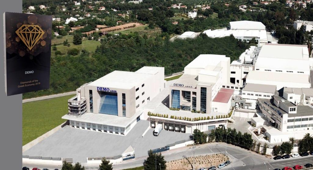 Η Ελληνική Φαρμακοβιομηχανία DEMO ΑΒΕΕ υποστήριξε το 2ο Πανελλήνιο Διατμηματικό Συνέδριο της Ελληνικής Ουρολογικής Εταιρείας, το οποίο πραγματοποιήθηκε στη Θεσσαλονίκη, στο συνεδριακό κέντρο Makedonia Palace, στις 7-9 Οκτωβρίου 2021.