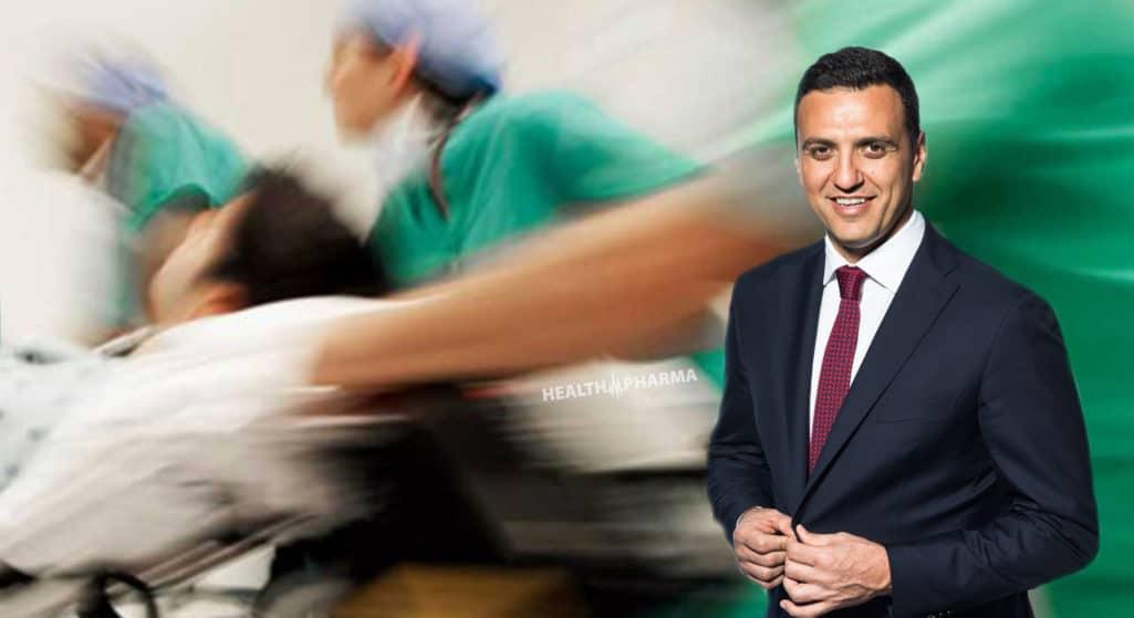Συνολικά 50 εκατ. ευρώ λιγότερα θα καταβάλλουν οι ασφαλισμένοι του Εθνικού Οργανισμού Παροχής Υπηρεσιών Υγείας (ΕΟΠΥΥ) από την τσέπη τους για την προμήθεια φαρμάκων, όπως τόνισε ο υπουργός Υγείας, Βασίλης Κικίλιας
