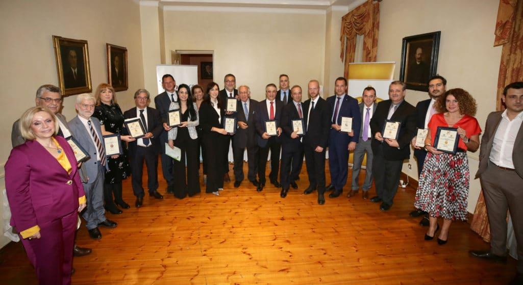 Με την ειδική ανώτερη διάκριση για την Επιχειρηματική Ηθική και την αποτελεσματική εφαρμογή του μοντέλου RMA (Responsible Management Awards), διακρίθηκε ο Όμιλος Φαρμακευτικών Επιχειρήσεων Τσέτη (ΟΦΕΤ), στη διάρκεια της 12ης Τελετής Απονομής RESPONSIBLE MANAGEMENT EXCELLENCE AWARDS BY EBEN