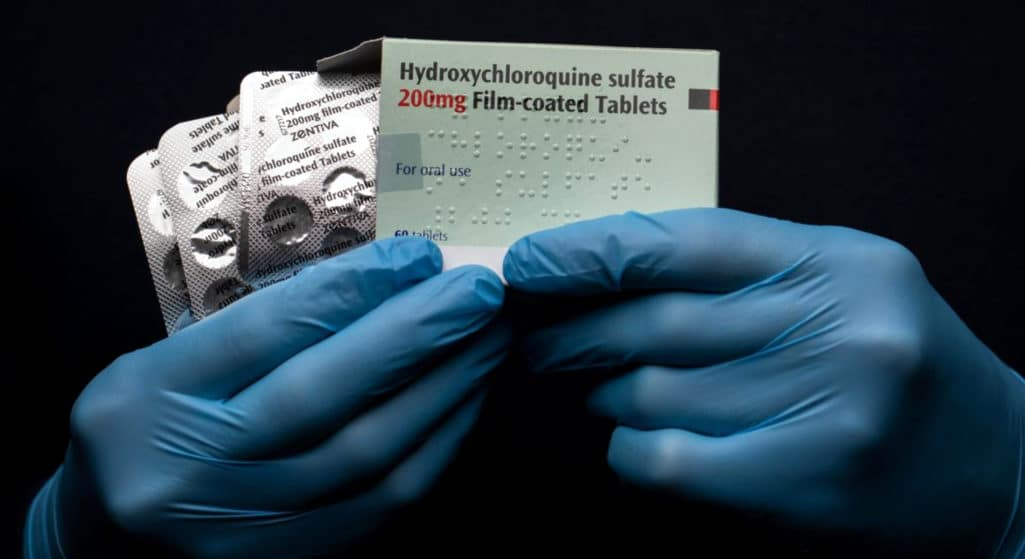 Χλωροκίνη: Δεν υπάρχουν αποδείξεις εάν είναι τελικά αποτελεσματική