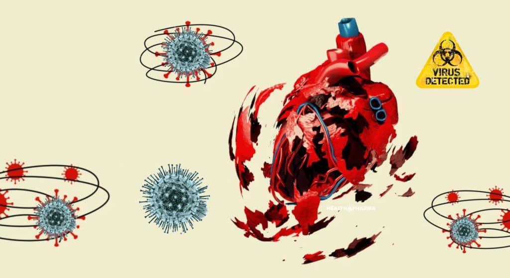 Κορωνοϊός: 1 στους 5 ασθενείς παρουσιάζει μυστηριώδη καρδιακή βλάβη