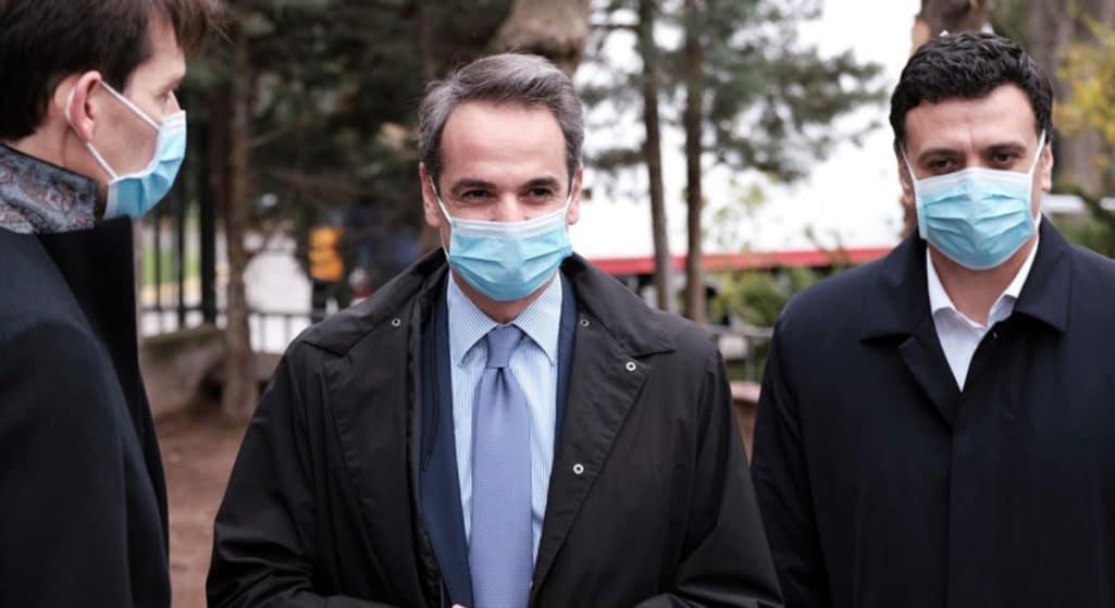 Κορωνοϊός: Στο Reuters η πρόταση Μόσιαλου – Μητσοτάκη για τα εμβόλια