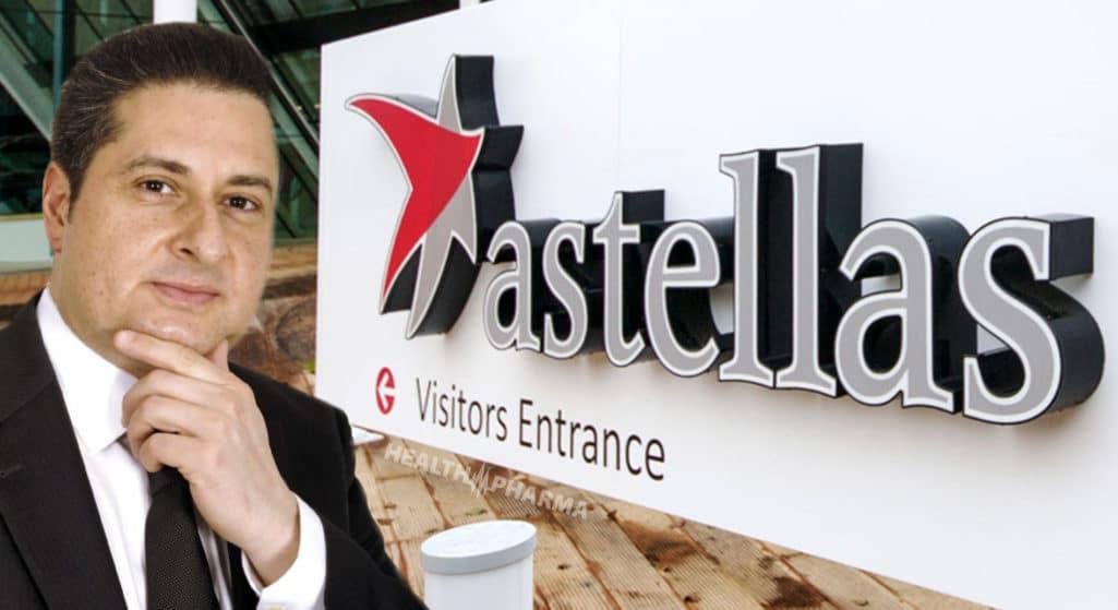 Ναρδής: Στην Astellas πιστεύουμε στην ομαδική προσπάθεια – συνεργασία