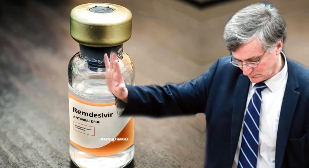 Τσιόδρας: Ελπίδες απ' το φάρμακο Remdesivir -Διαθέσιμο και στην Ελλάδα