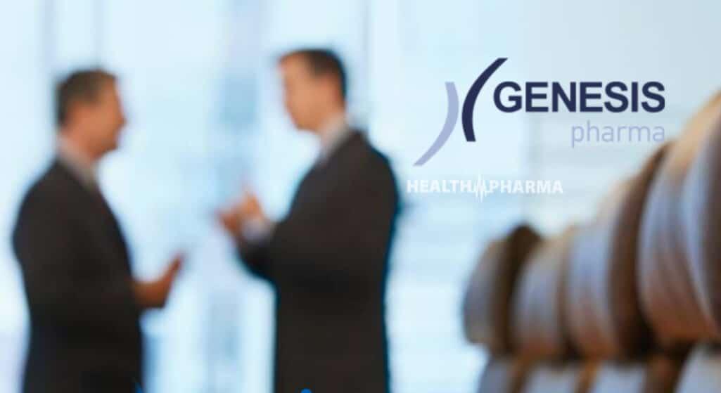 Σε αποκλειστική συνεργασία προχώρησε η GENESIS Pharma με την Jazz Pharmaceuticals για την εμπορική διάθεση θεραπείας για την οξεία μυελογενή λευχαιμία υψηλού κινδύνου (t-AML and AML-MRC) σε Ελλάδα, Κύπρο και Μάλτα.