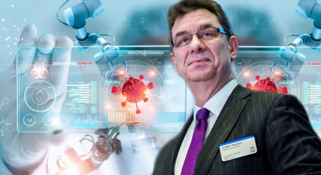 Την πιθανότητα εμφάνισης μιας παραλλαγής του κορωνοϊού ανθεκτική στα εμβόλια, δεν απέκλεισε στο μέλλον, ο διευθύνων σύμβουλος της Pfizer, Άλμπερτ Μπουρλά.