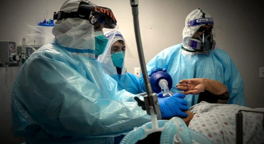 Κορωνοϊός: 510 κρούσματα, 323 ασθενείς σε ΜΕΘ και 20 θάνατοι