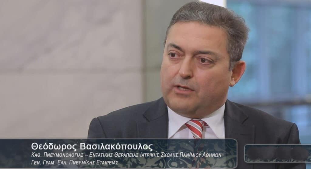 «Εκείνος που νόσησε τον Μάιο ή τον Ιούνιο του 2020, τώρα έχει μια πολύ μικρή ανοσία, μια πολύ μικρή κάλυψη και πρέπει να εμβολιαστεί», τόνισε ο καθηγητής πνευμονολογίας, Θεόδωρος Βασιλακόπουλος.