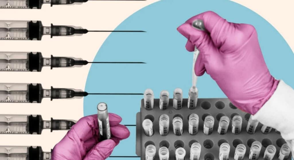 Τα εμβόλια με φορέα αδενοϊό, δηλαδή το AstraZeneca και το Johnson, είναι αυτά που μπορεί να προκαλέσουν εγκεφαλική φλεβοθρόμβωση στο πλαίσιο του συνδρόμου θρόμβωσης και θρομβοπενίας (Thrombotic Thrombocytopenia Syndrome - TTS).