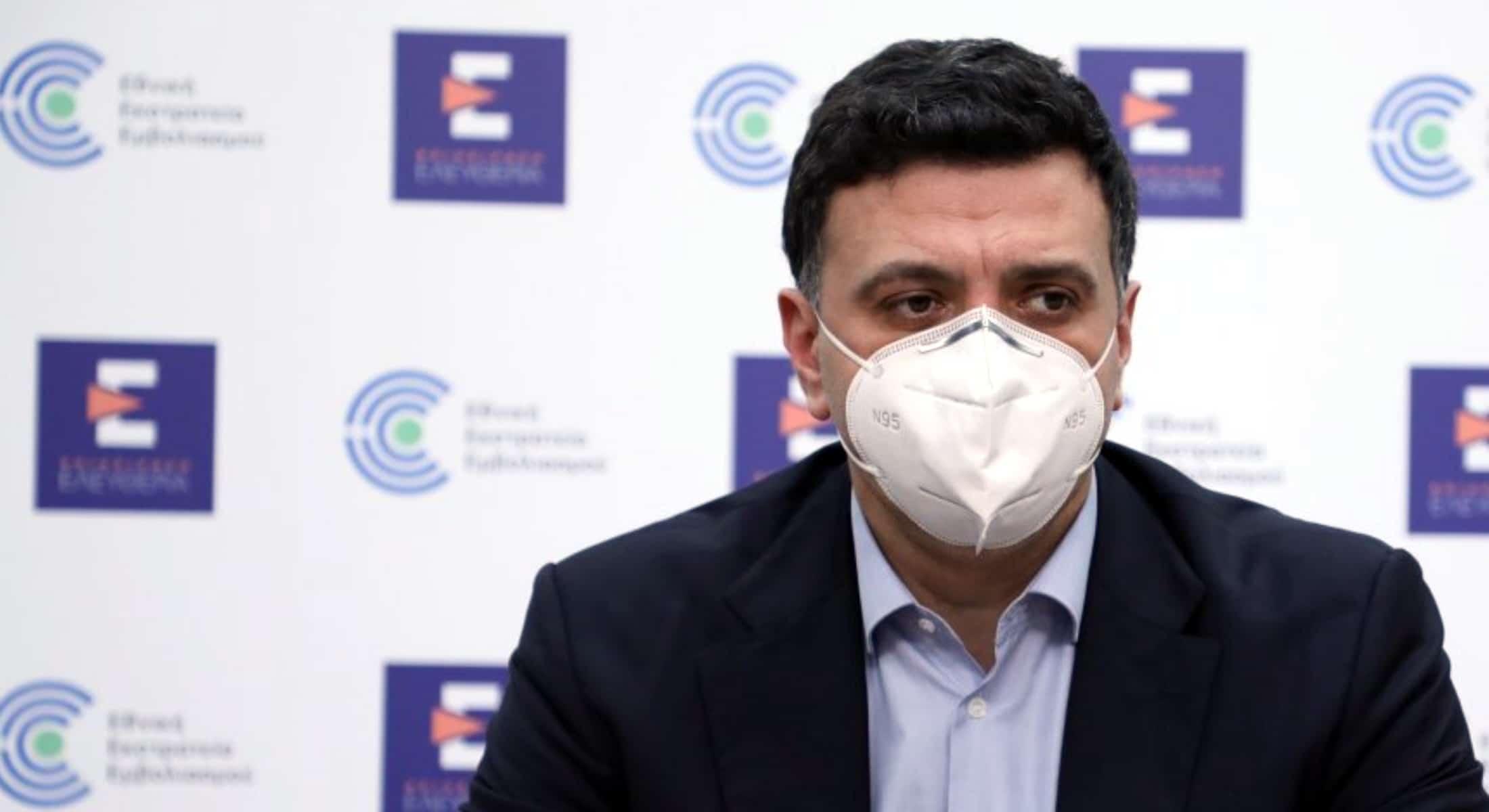 Τα νέα μέτρα Δημόσιας Υγείας που αφορούν τους ανεμβολίαστους πολίτες ανακοίνωσε ο υπουργός Υγείας Βασίλης Κικίλιας.
