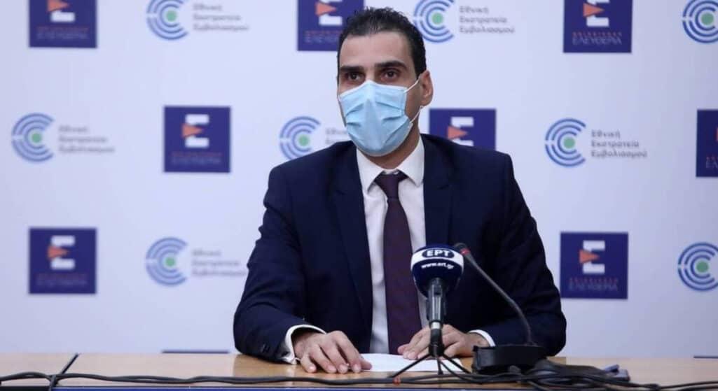 Για τον εμβολιασμό κατά του κορωνοϊού μίλησε ο Γενικός Γραμματέας Πρωτοβάθμιας Φροντίδας Υγείας Μάριος Θεμιστοκλέους, σημειώνοντας ότι, έχει εμβολιαστεί το «58- 59% του πληθυσμού», αλλά και ότι, «κλείνονται νέα ραντεβού», αν και «θα θέλαμε περισσότερα».