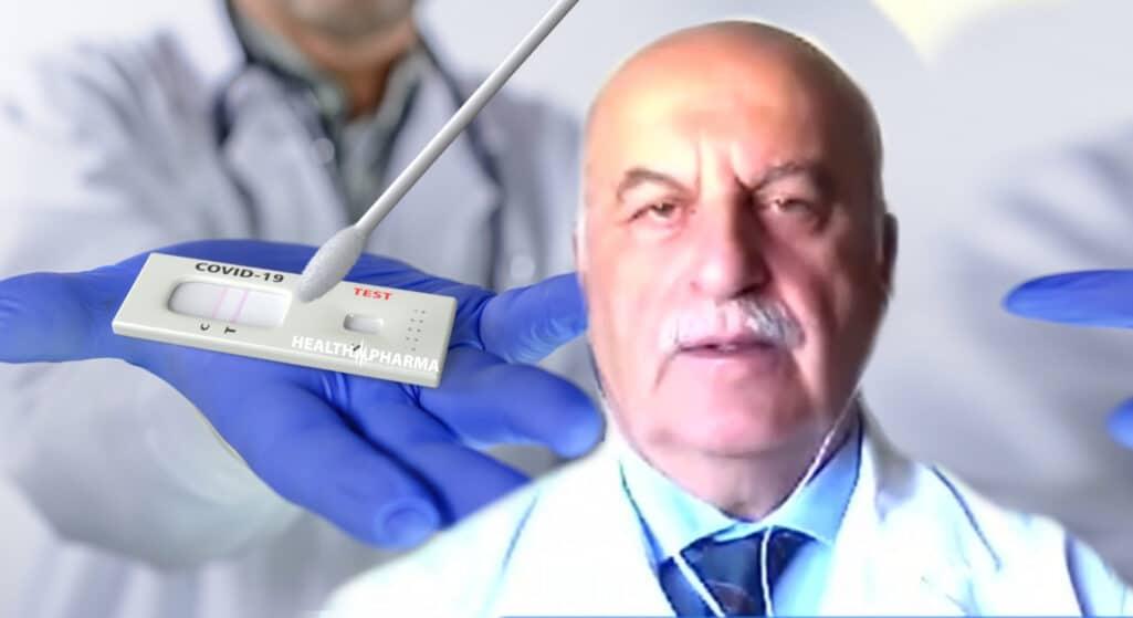 Γύρω στις 20-25 Σεπτεμβρίου τα κρούσματα θα είναι περίπου 2.000-2.500, κυρίως λόγω του ανοίγματος των σχολείων, όπως τόνισε σε τηλεοπτική του συνέντευξη ο καθηγητής Πνευμονολογίας, Νίκος Τζανάκης