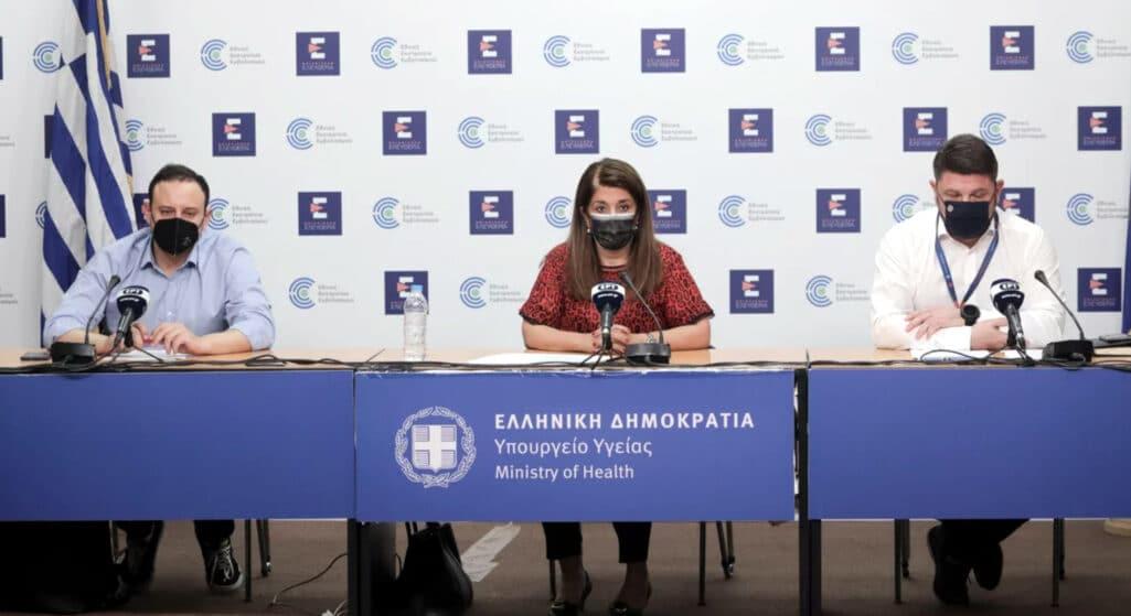 Ανησυχία εν όψει της επιστροφής των αδειούχων για αυξημένη διάδοση του κορωνοϊού στην ηπειρωτική Ελλάδα εξέφρασαν η Καθηγήτρια Παιδιατρικής Λοιμωξιολογίας και μέλος της Επιτροπής Εμπειρογνωμόνων Βάνα Παπαευαγγέλου και ο Επίκουρο Καθηγητή Επιδημιολογίας και μέλος της Επιτροπής Εμπειρογνωμόνων Γκίκας Μαγιορκίνης