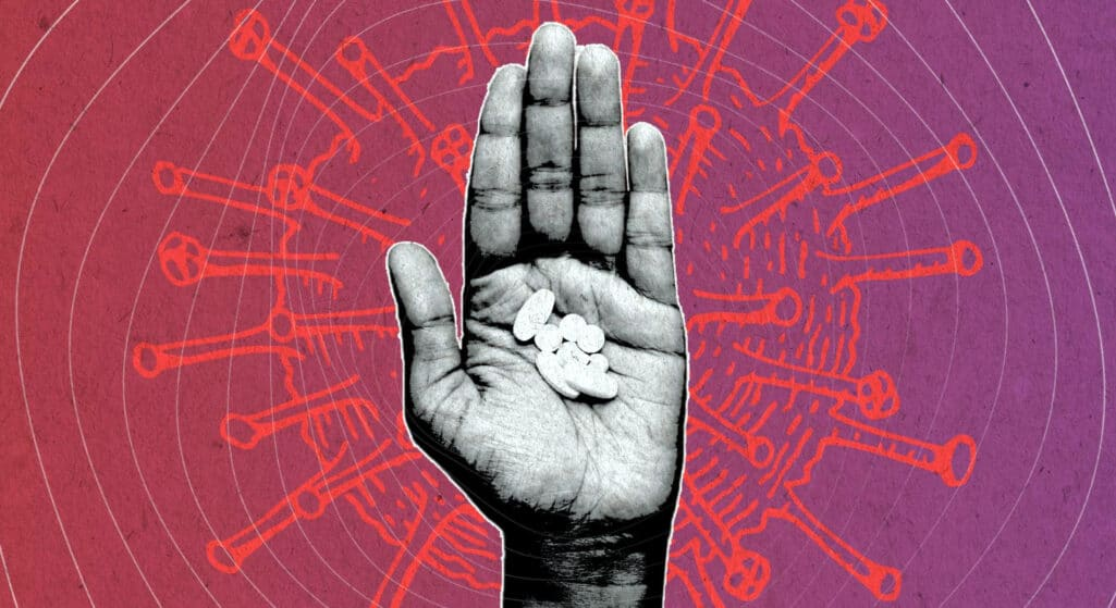Αισιόδοξα νέα ανακοίνωσε ο φαρμακευτικός κολοσσός Merck & Co αναφορικά με το αντιϊκό του χάπι molnupiravir για την Covid-19 σημειώνοντας ότι όπως έδειξε ενδιάμεση ανάλυση της τελευταίας φάσης των κλινικών δοκιμών, το φάρμακο μειώνει κατά 50% τον κίνδυνο νοσηλείας και θανάτου.