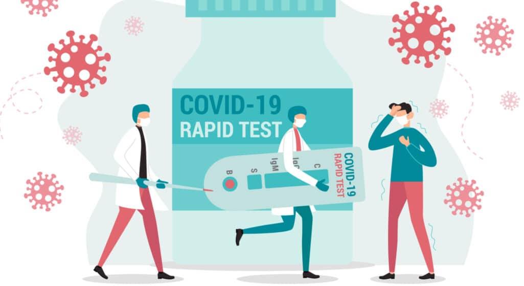 Ασφυκτικά αναμένεται να είναι τα πράγματα για τους ανεμβολίαστους από Σεπτέμβριο με την κυβέρνηση να επεξεργάζεται πλάνο υποχρεωτικών εργαστηριακών τεστ, ένα είτε και δύο για την προσέλευση στην εργασία τους