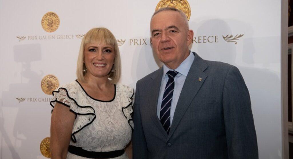 Για την Εβδομαδιαία Ενέσιμη Θεραπεία για το σακχαρώδη διαβήτη βραβεύτηκε η Novo Nordisk Hellas στην 5η τελετή απονομής βραβείων της διεθνούς κύρους διοργάνωσης «Prix Galien Greece» στο Ζάππειο Μέγαρο.