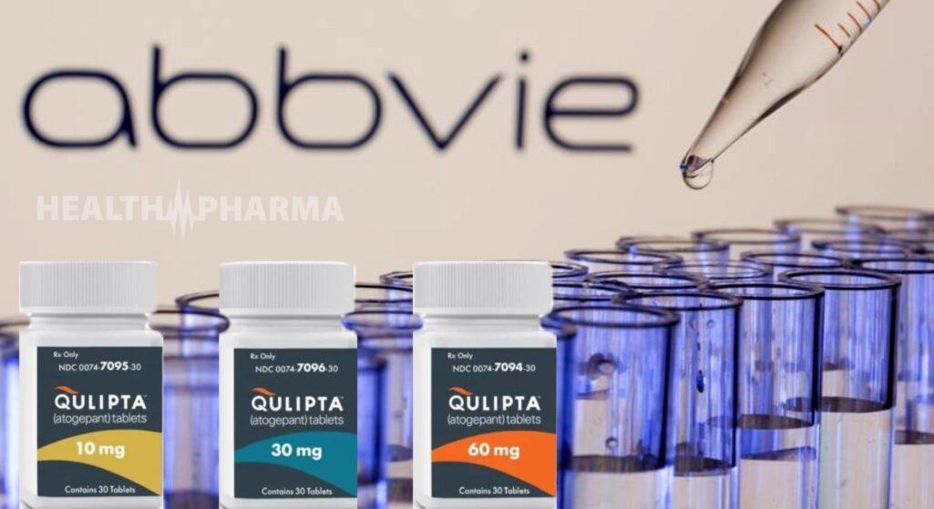 «Πράσινο φως» έδωσε η Αμερικανική Υπηρεσία Τροφίμων και Φαρμάκων (FDA) στο Qulipta (atogepant) της φαρμακευτικής επιχείρησης AbbVie για την προληπτική θεραπεία της επεισοδιακής ημικρανίας σε ενήλικες.