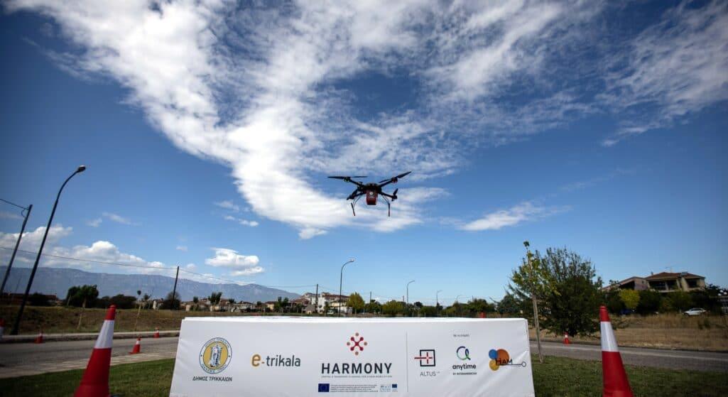 Tα μη επανδρωμένα αεροσκάφη, τα γνωστά drone που αναμένεται να αποτελέσουν πυλώνα παγκόσμιας ανάπτυξης σε πολλούς τομείς, φέρνουν μια νέα εποχή και στην ταχυμεταφορά εμπορευματικών αγαθών μικρού όγκου.