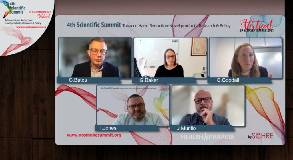 """Οι καινοτόμες προσεγγίσεις γύρω από τα εναλλακτικά προϊόντα καπνίσματος, οι βλάβες που προκαλεί η καύση του καπνού και η πρόληψη μιας σειράς ασθενειών βρέθηκαν στο επίκεντρο της συζήτησης των «Big 4» της καπνοβιομηχανίας, στο φετινό συνέδριο """"4th Scientific Summit on Tobacco Harm Reduction, Novel Products, Research and Policy"""""""
